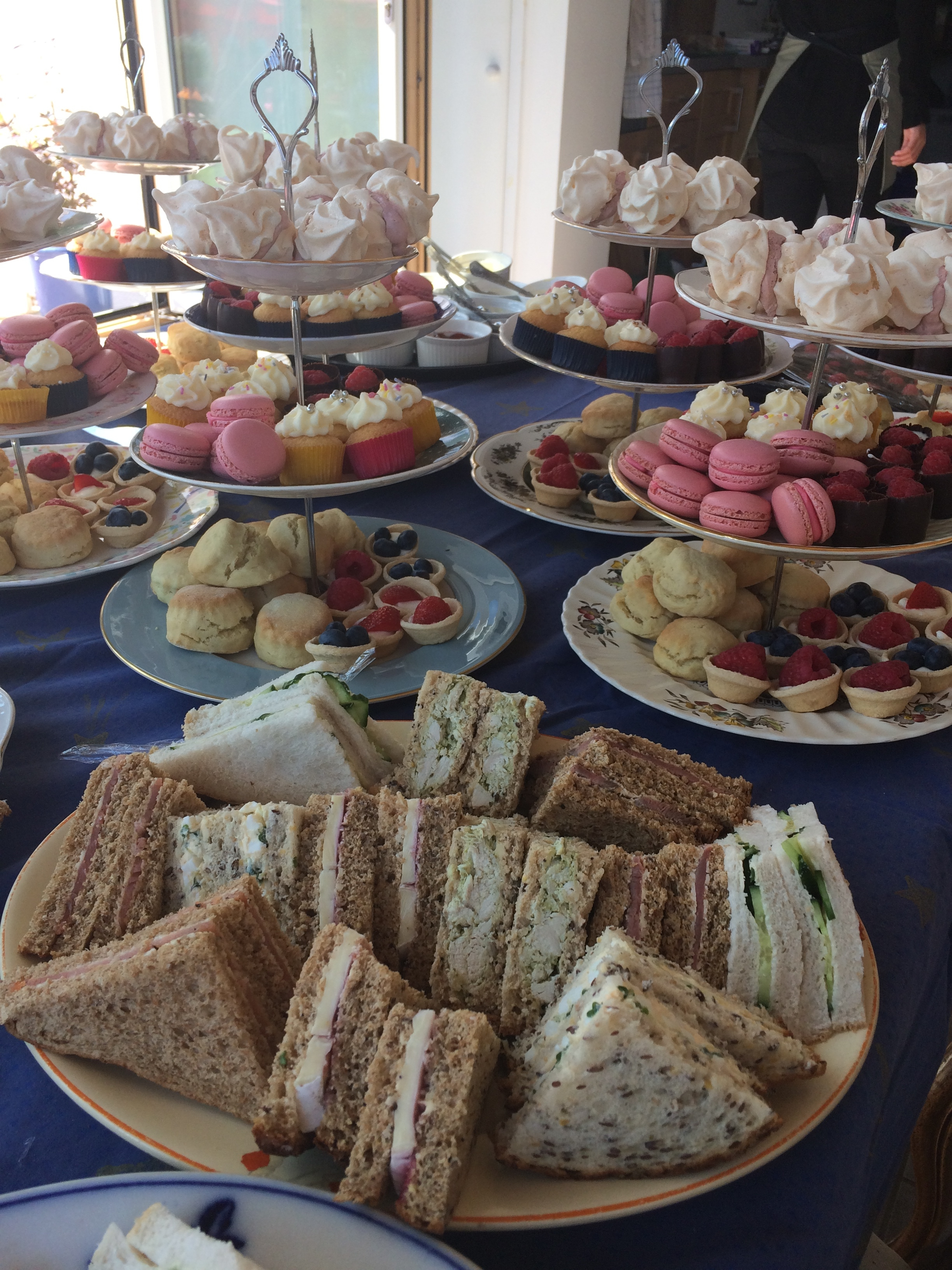 Afternoon Tea Catering | Weddings | Parties | Funerals